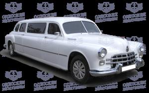 Лимузин-ЗИМ-1956-Оригинальная-ретро-модель