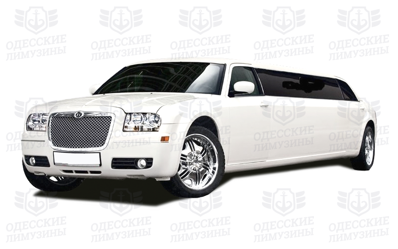 Лимузин-Chrysler-C300-White-Pearl