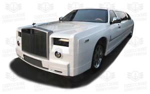 Лимузин-Rolls-Royce-Phantom