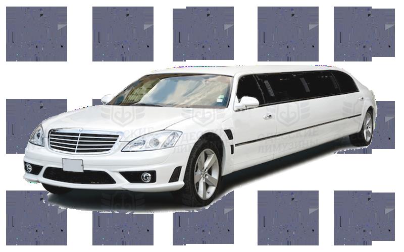 Линкольн-Mercedes-Benz-S-Class-W221-(Реплика-Линкольн)