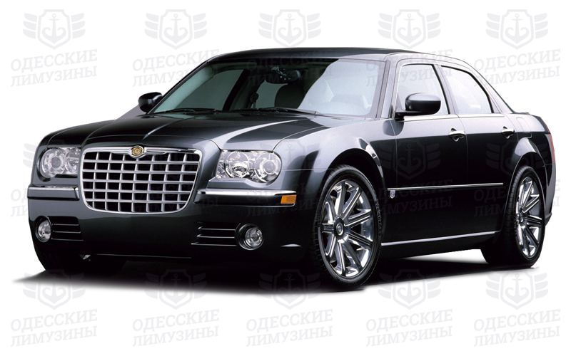 Chrysler-300-C-Black