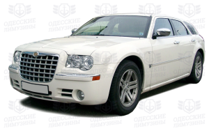 Chrysler-300-C-White