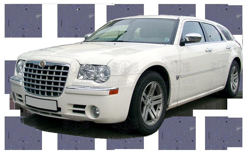 Chrysler-300-C-White