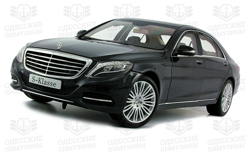Mercedes-Benz-S-Class-w222-Black