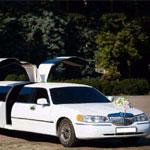 Заказ лимузина на свадьбу