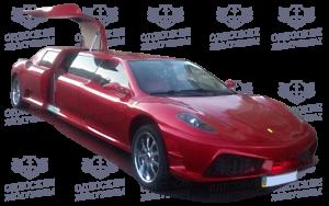 limuzin-Ferrari-2000-(replika-Peugeot-406)-red