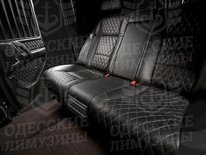 Прокат и аренда Джип Mercedes кубик 2005, Одесса