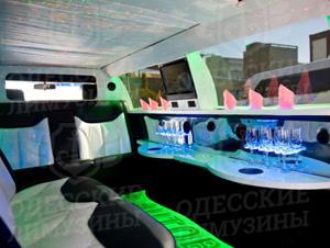 Прокат и аренда Лимузин Excalibur-Grand-Limousine, Эскалибур Гранд в Одессе